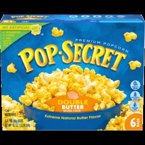 Double Butter Flavor